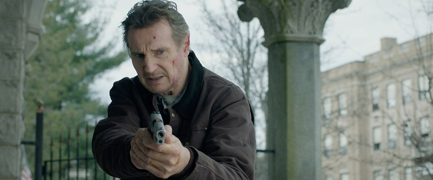 Honest Thief Trailer Finds Liam Neeson Trying to Clear His ...