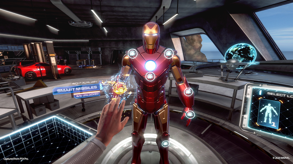 Iron Man VR Review: Become a Badass Marvel Superhero with the PSVR - Collider.com thumbnail