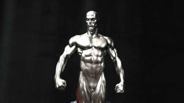 silver-surfer -maquette-sideshow-collectibles