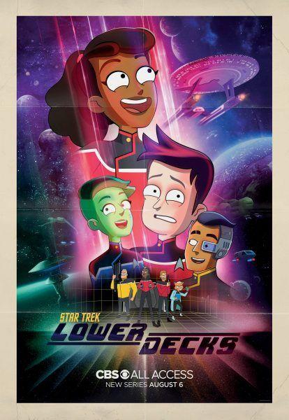 star-trek-lower-decks-poster-cbs-all-access