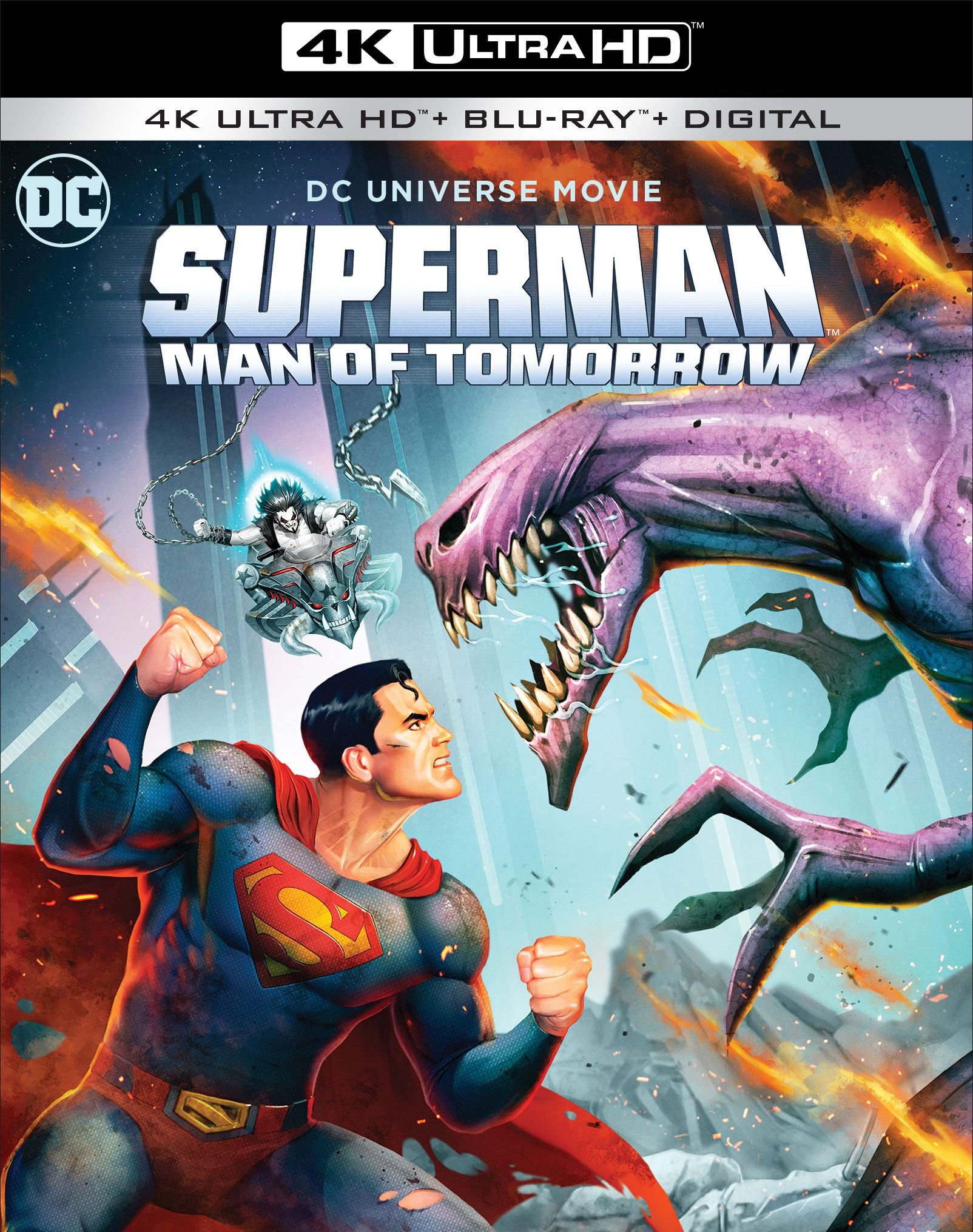 Superman Man Of Tomorrow Trailer Teases Future Of Dc Universe Movies Collider