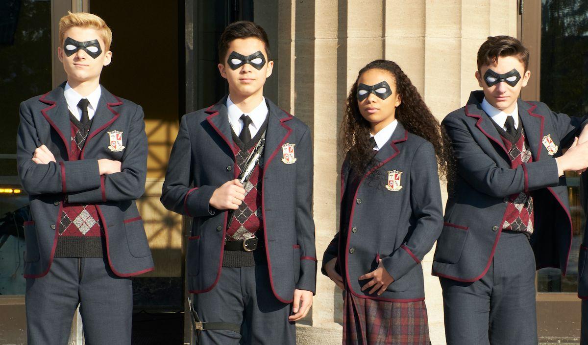 Umbrella Academy Cast