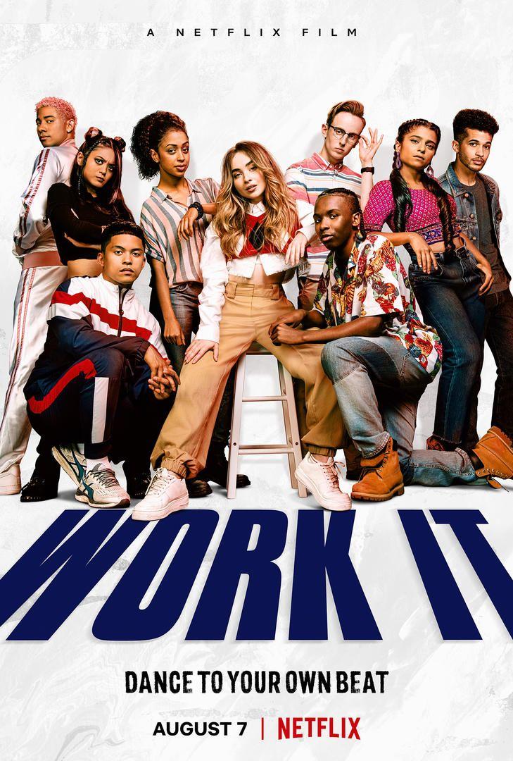 Work It Trailer Netflix Movie Is Center Stage Meets Bring It On Collider