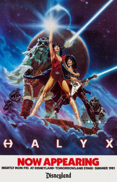 HALYX-poster