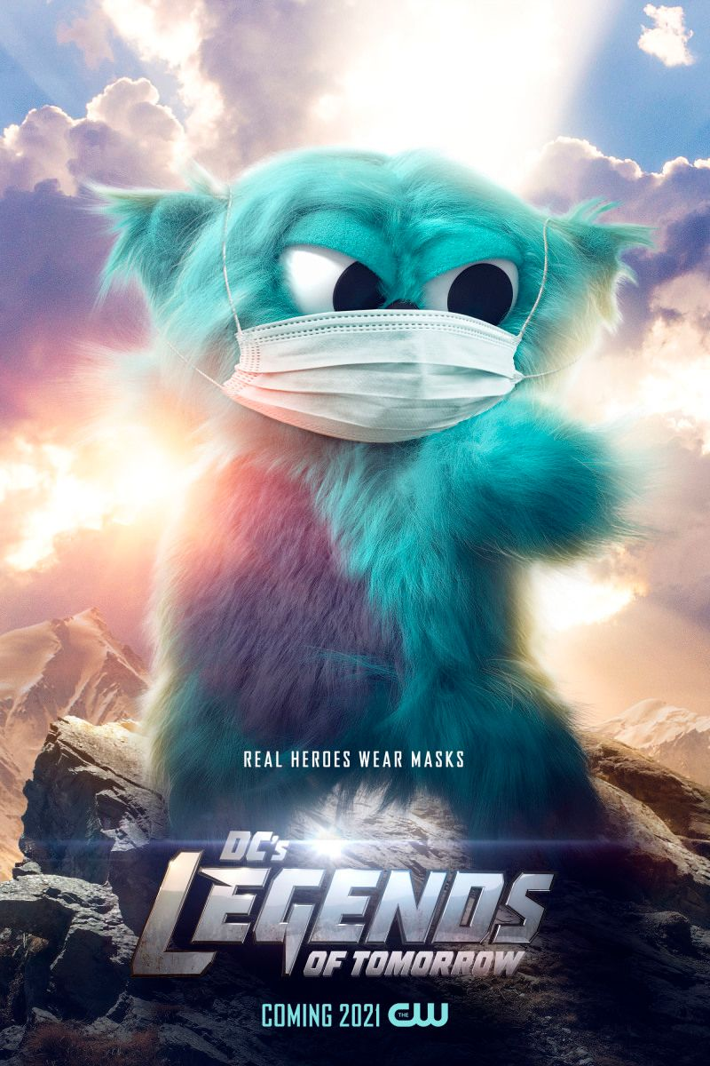 Beebo, DC Legends of Tomorrow (S06)