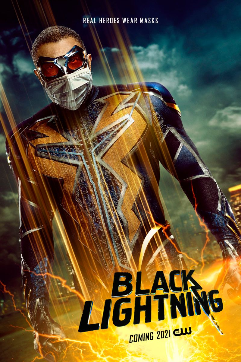 Cress Williams, Black Lightning (S04)