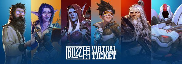 Blizzcon 2021 Tickets