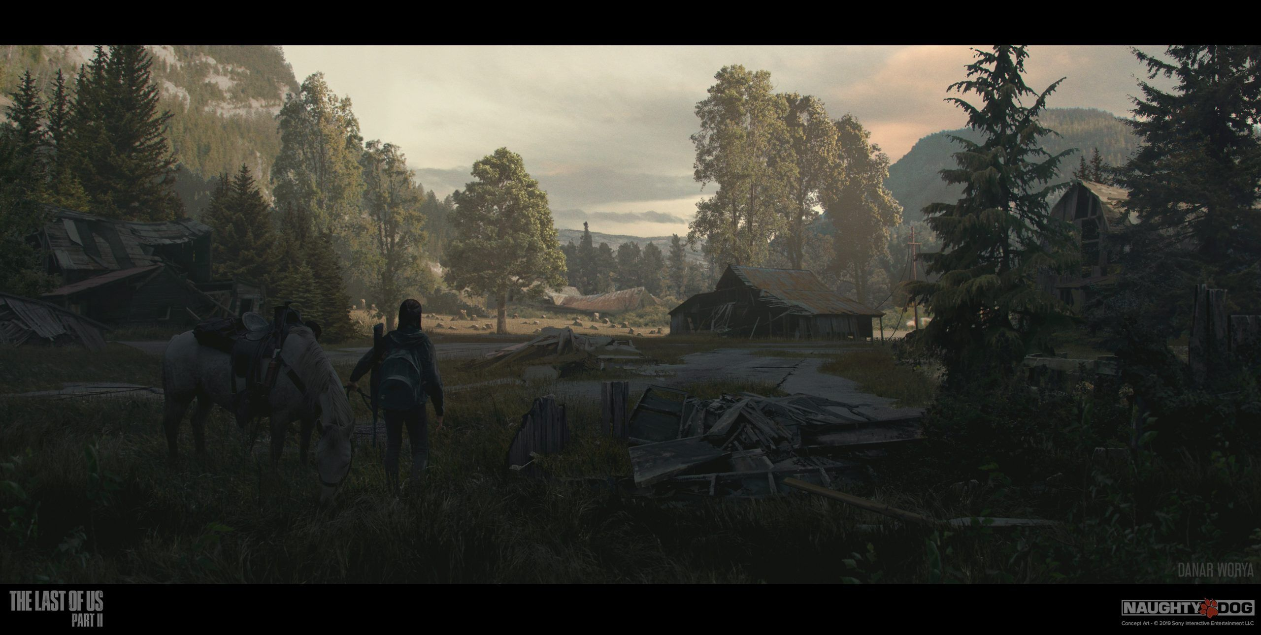 Last Of Us 2 Concept Art Reveals The Detail Of Naughty Dog S Sequel Collider