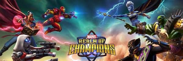 'Marvel: Realm of Champions'