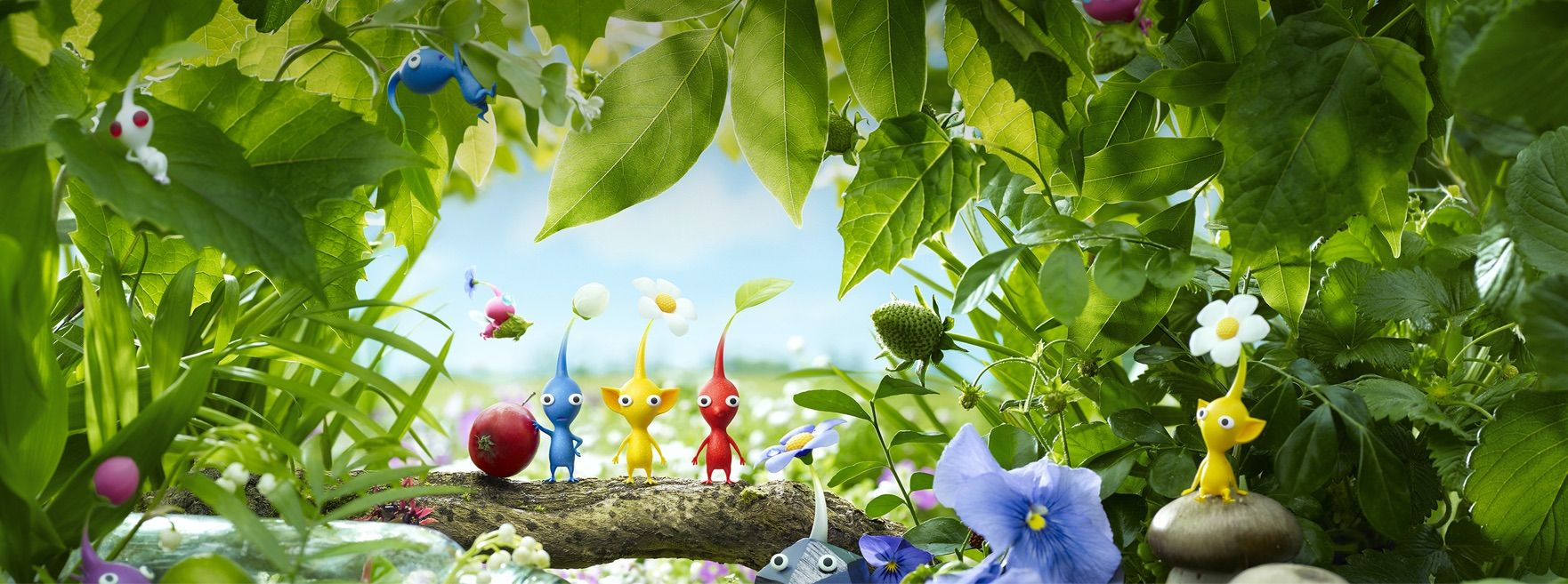Pikmin 3 Deluxe Release Date Revealed In New Nintendo Switch Trailer Collider