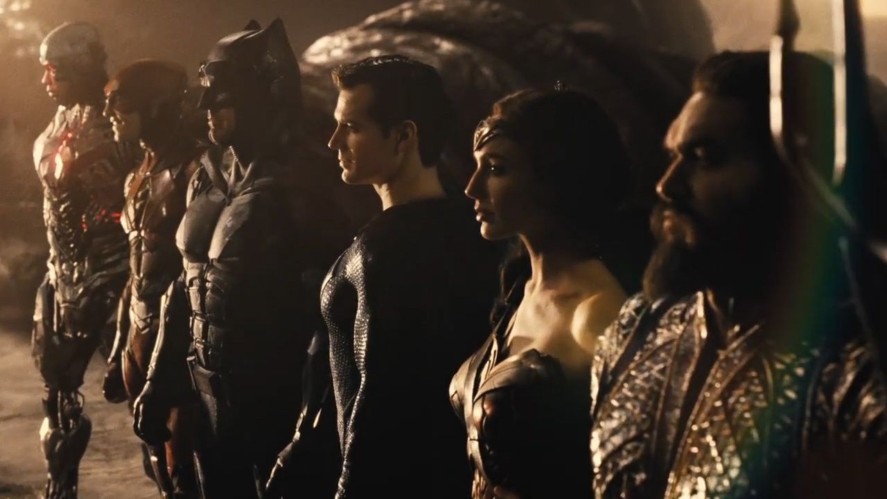 Zack Snyder Wanted 'Justice League' To Be Released In Black & White