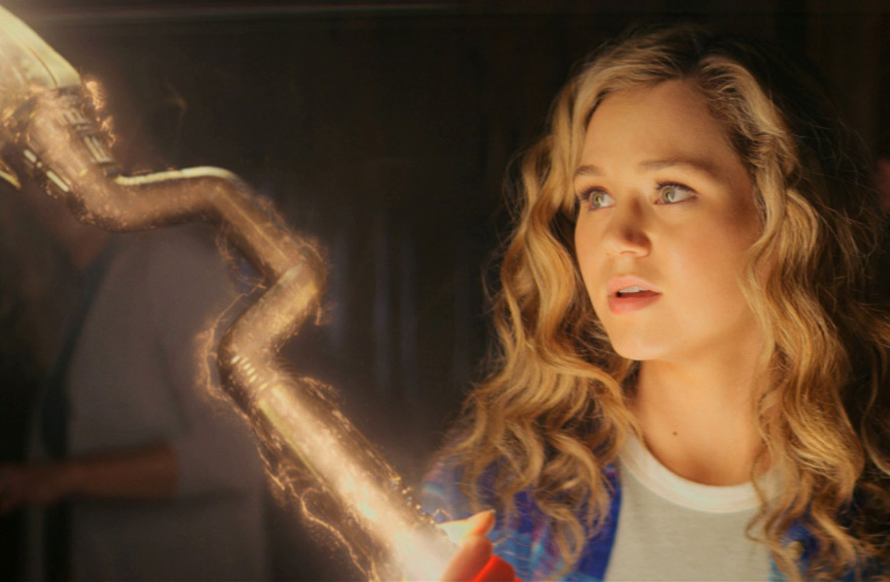 Stargirl: Brec Bassinger on Getting a Season 2 on The CW | Collider