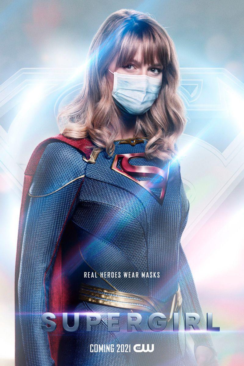 Melissa Benoist, Supergirl (S06)