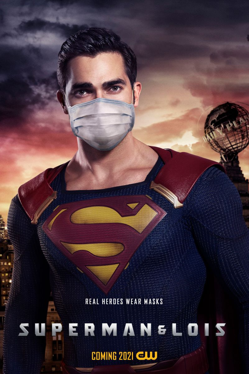 Tyler Hoechlin, Superman & Lois (S01)