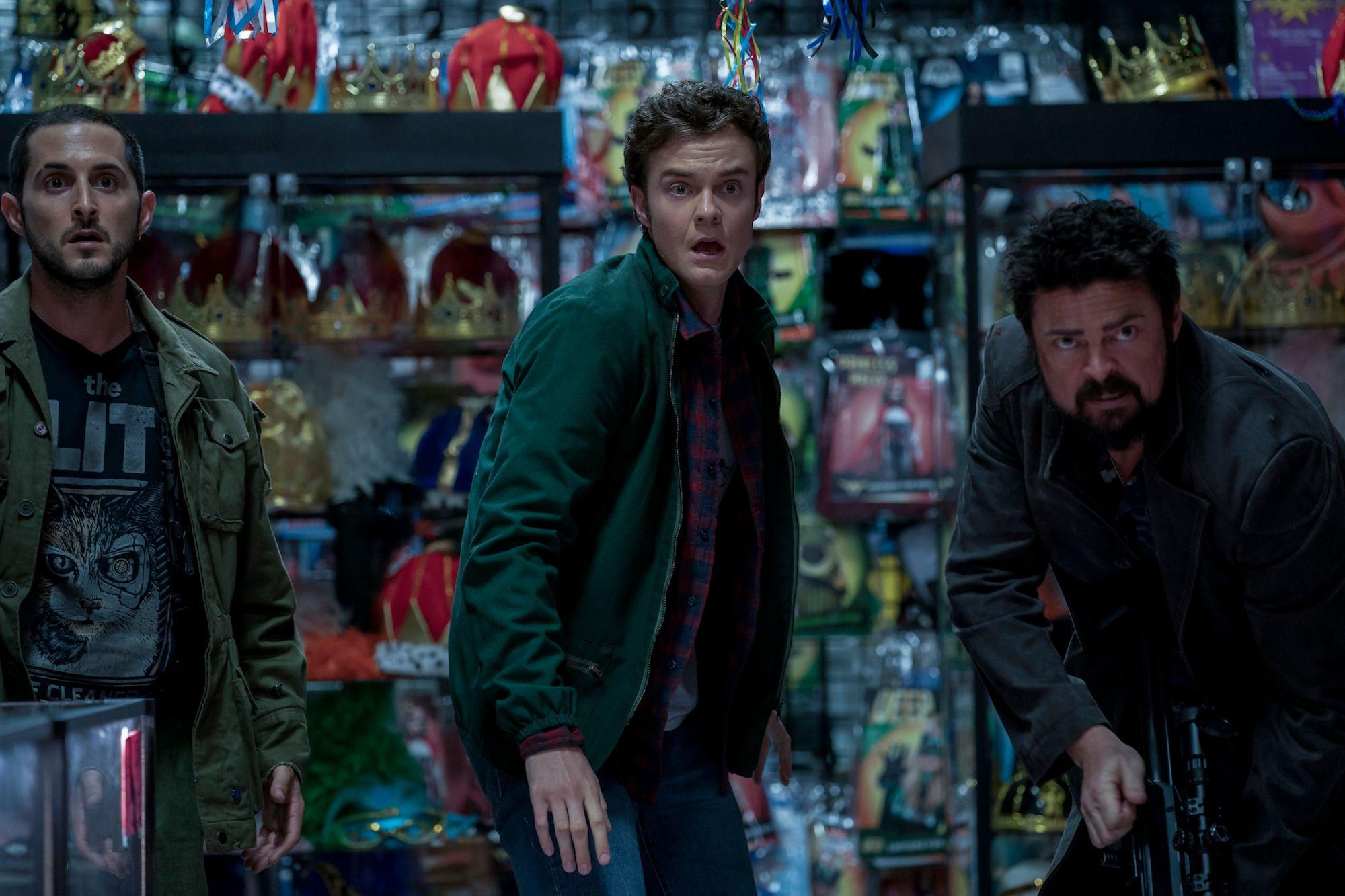 The Boys Creator on Season 2, Episode 4: Homelander and Scientology |  Collider
