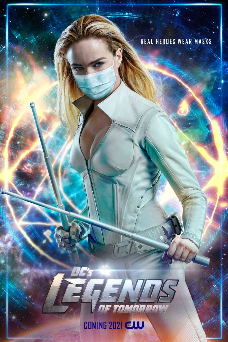 Caity Lotz/Canário Branco, DC Legends of Tomorrow (S06)
