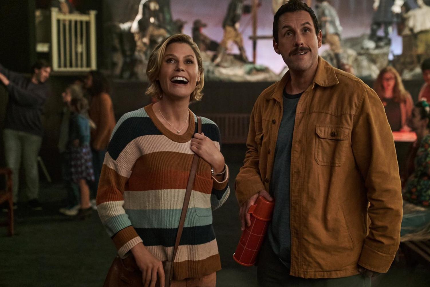 Adam Sandler's Hubie Halloween Gets Netflix Release Date, New Images | Collider