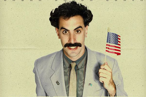 Borat 2 Sacha Baron Cohen Secretly Shot And Screened A Sequel Collider