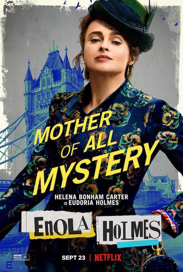 Helena Bonham Carter หรือ Bellatrix Lestrange ที่ทุกคนสาปส่งจาก Harry Potter กลายมาเป็นคุณแม่สุดสตรอง