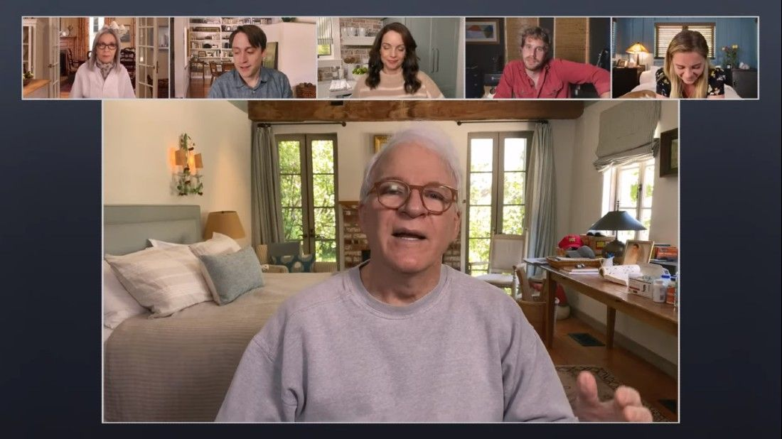 Watch: Steve Martin, Diane Keaton, Florence Pugh Team Up for Father of the Bride Part 3-ish
