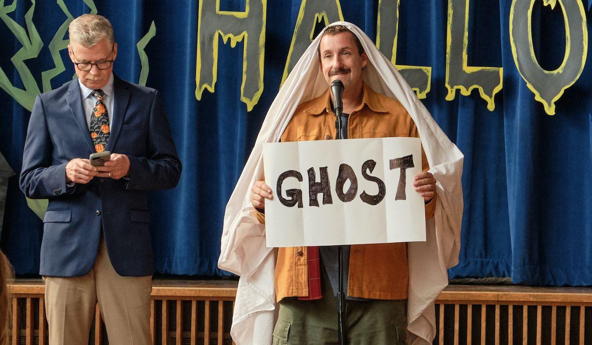 Hubie Halloween Review Adam Sandler S Netflix Movie Is A Dud Collider