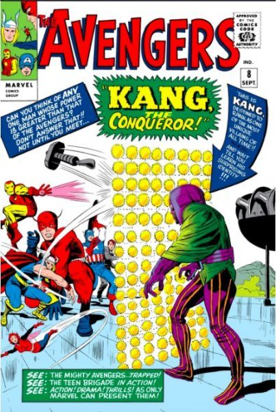 kang-the-conqueror-first-appearance