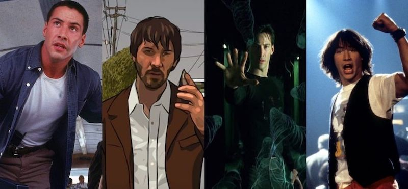 The 14 Best Keanu Reeves Movies, Ranked from Excellent to Most Excellent