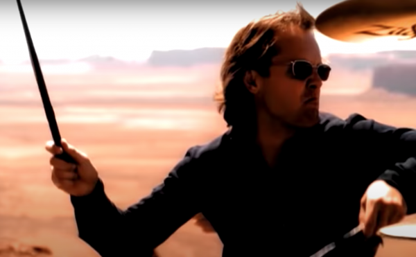 Cool Stuff Under 20 Dollars - lars-ulrich-mission-impossible-2-music-video