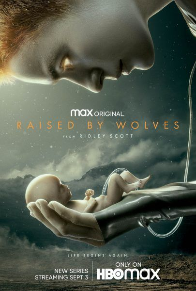 raised-by-wolves-hbo-max-poster
