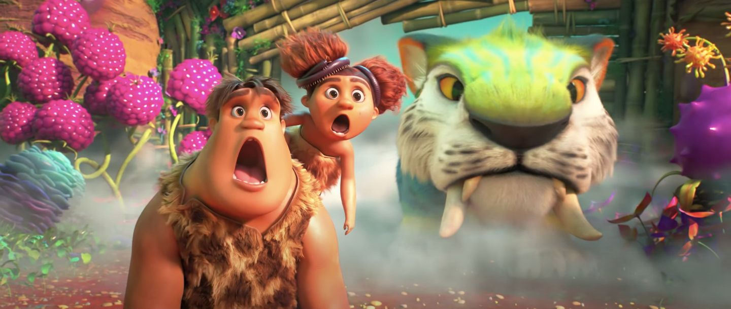 The Croods 2 Trailer Reveals the Long-Delayed Animated Sequel | Collider