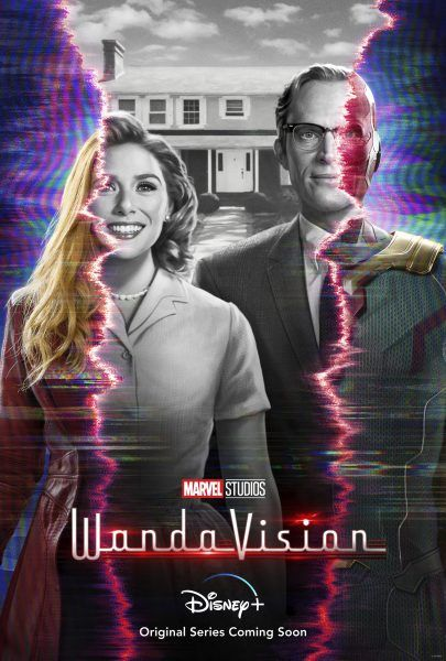 WandaVision Poster & New Images Reunite Scarlet Witch and Vision | Collider