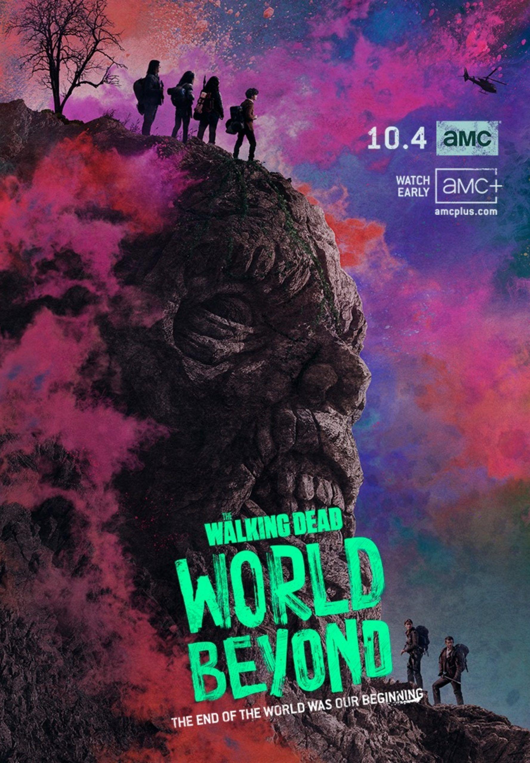 The Walking Dead Beyond