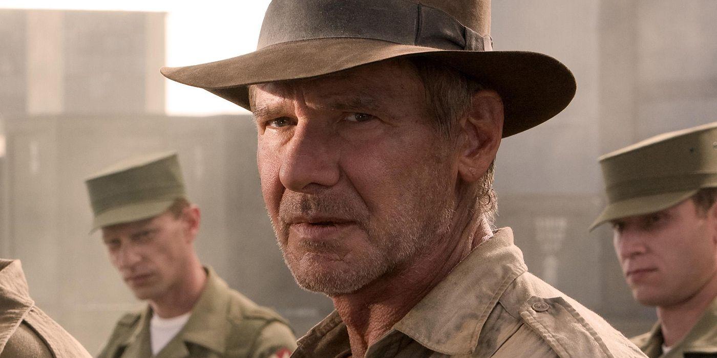 New Indiana Jones 5 Set Video Reveals the Return of Nazis