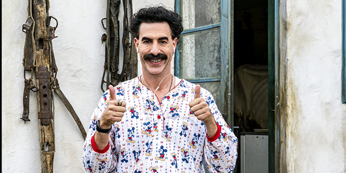 Borat Supplemental Reportings: New Amazon Special Shows New Footage From Borat 2