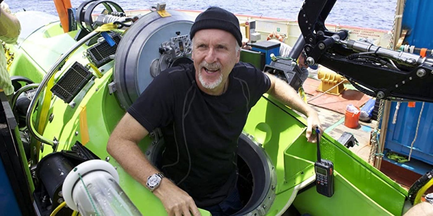 James Cameron on Secret of the Whales and the Way Whales Are Like Humans