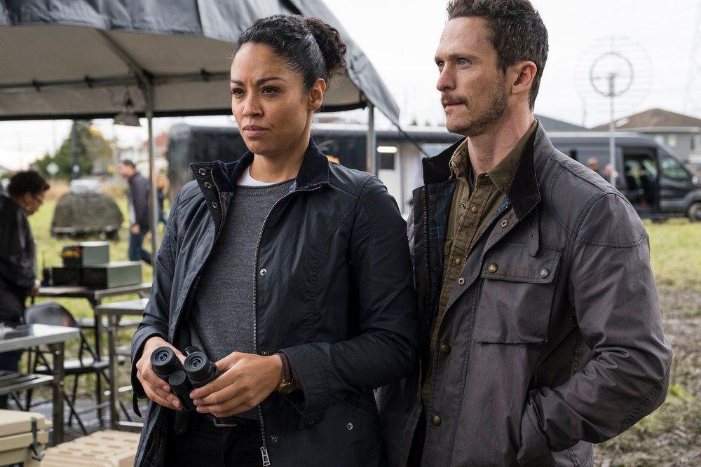 Debris Cancelled After Season 1 on NBC