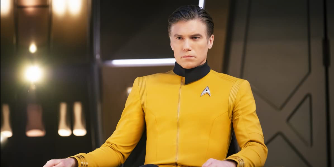 Star Trek Strange New Worlds Showrunner Says it Will Mimic Original Series