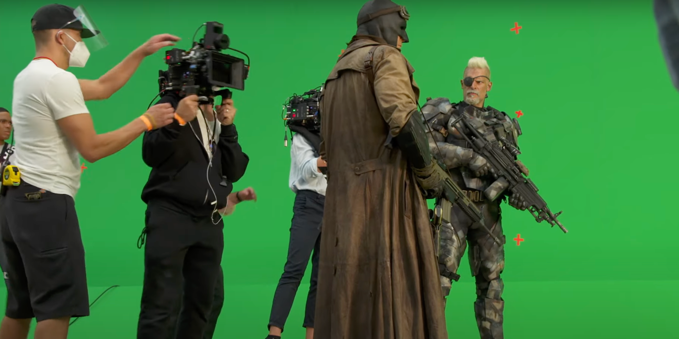 Justice League: Snyder Cut Behind-the-Scenes Video Reveals New Knightmare Filming