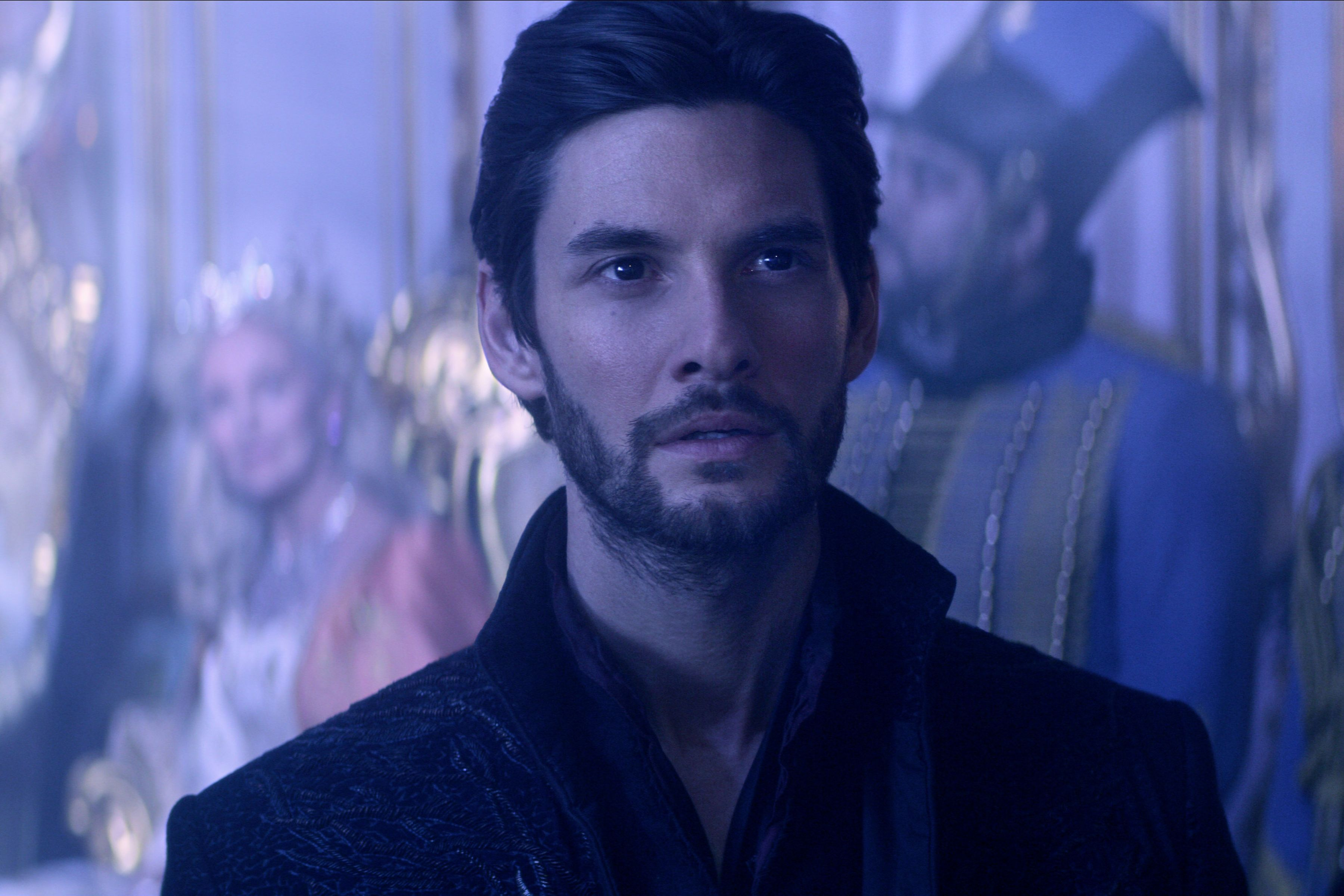 Shadow and Bone Bloopers Showcase Lots of Screaming From Ben Barnes & Milo the Goat