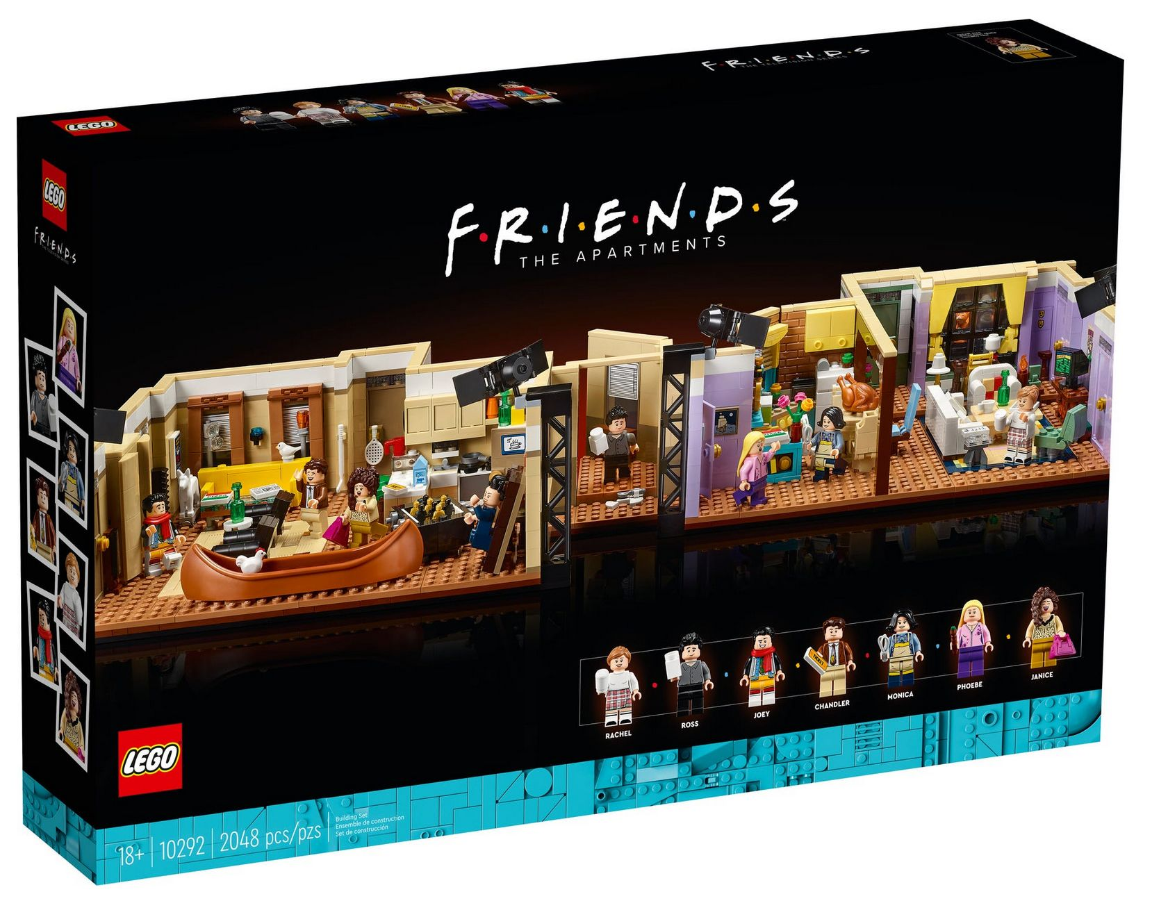 The New LEGO Friends Apartments Set Is Loaded with Fan-Favorite Moments