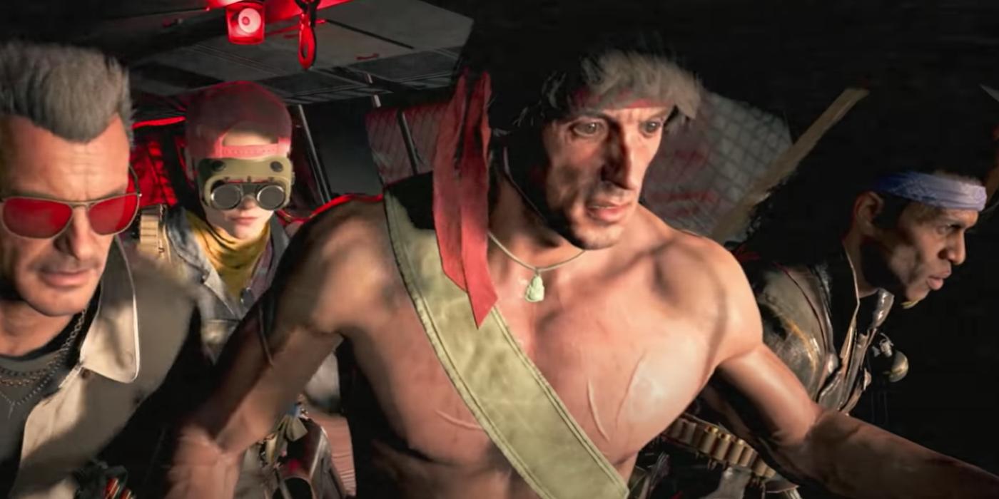 Call of Duty Adding John McClane and Rambo in New Season 3 Update