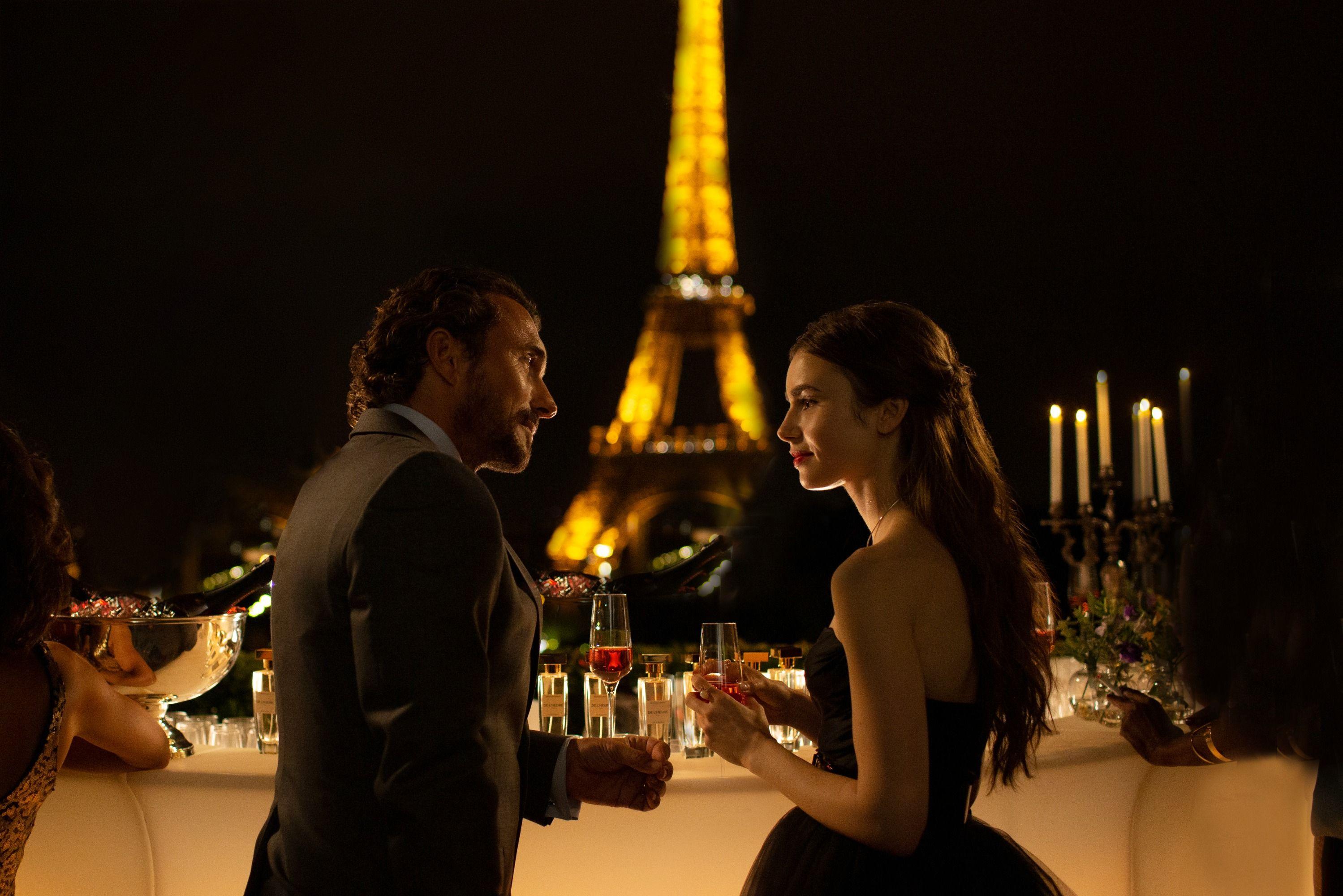 Emily in Paris Season 2 Promotes William Abadie to Series Regular, Adds Lucien Laviscount to Netflix Cast