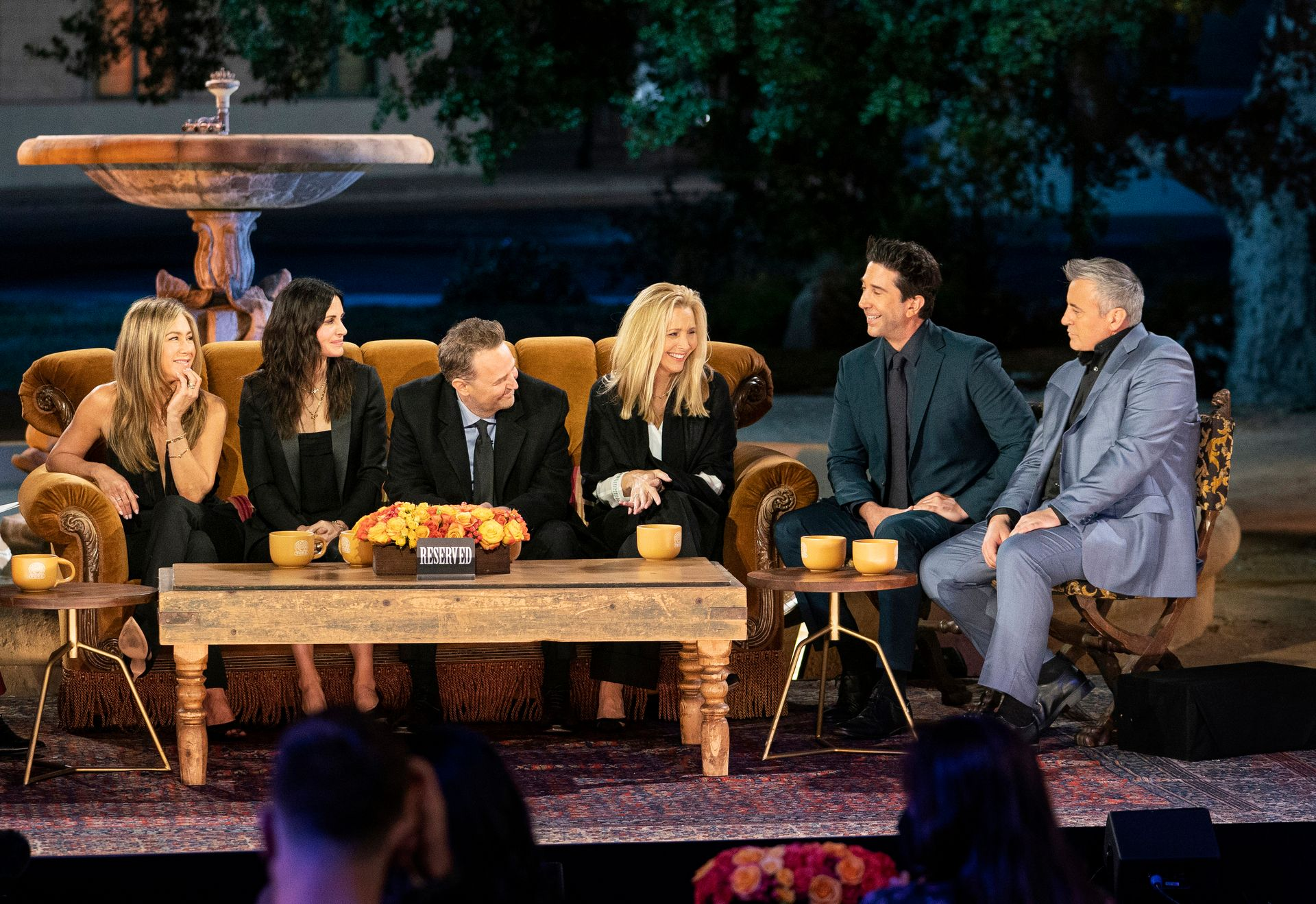 Friends Reunion Revew: Unpacking That Jennifer Aniston/David Schwimmer Shocker