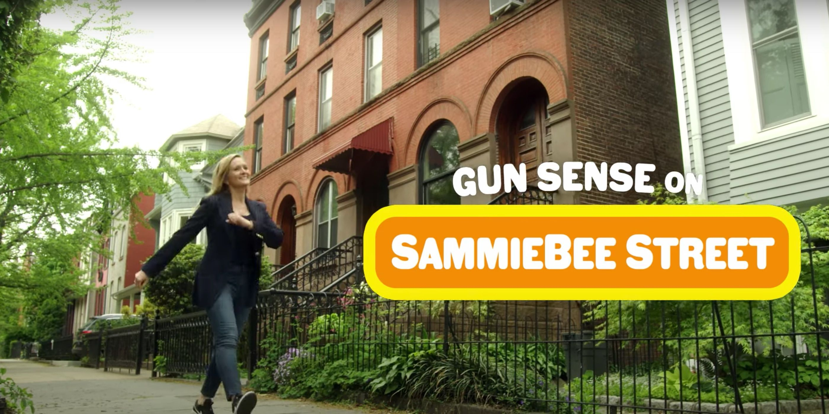 Full Frontal With Samantha Bee Clip Teases Gun Control Special