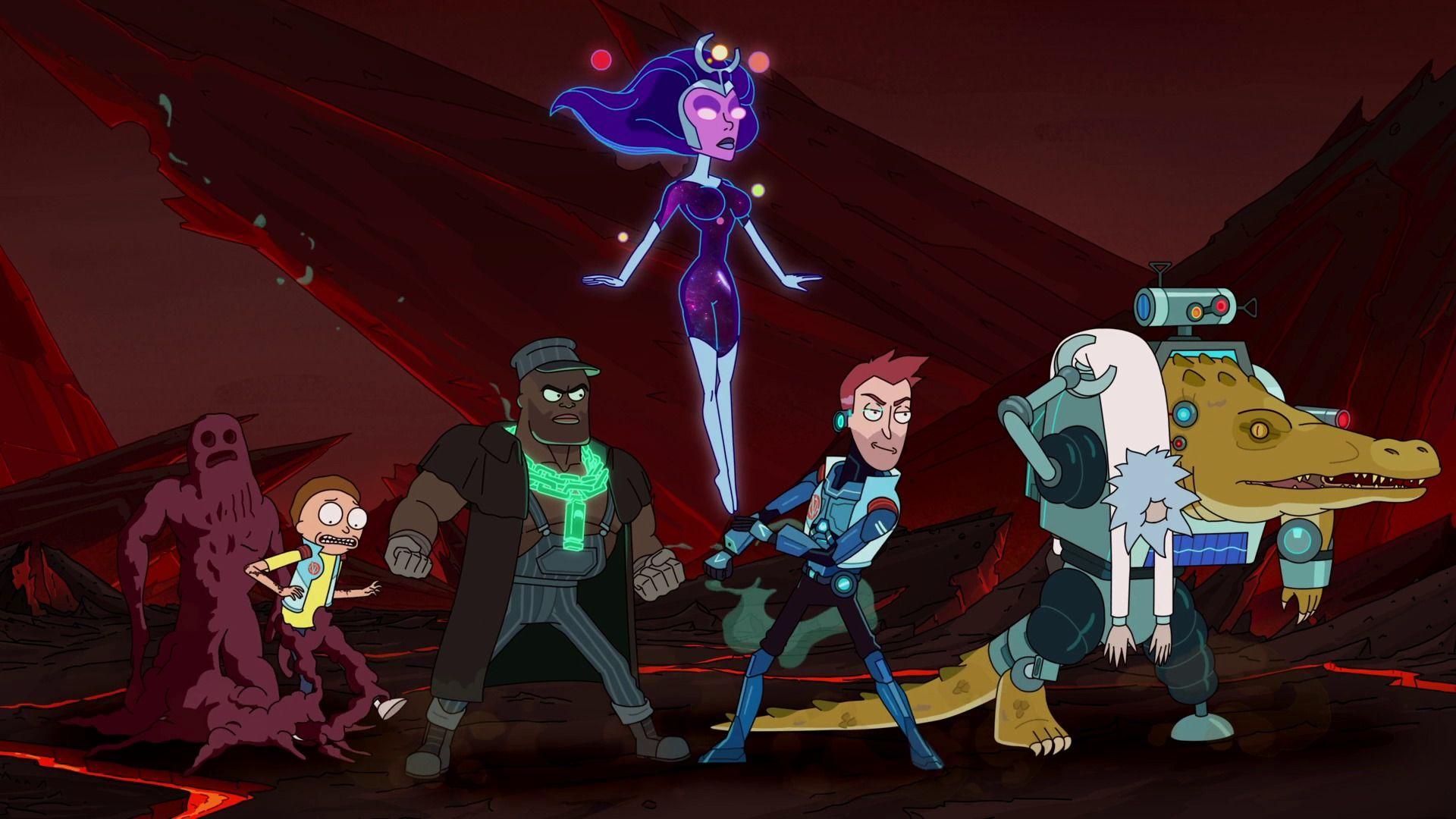 Rick and Morty Vindicators Spinoff Series Ordered by Adult Swim