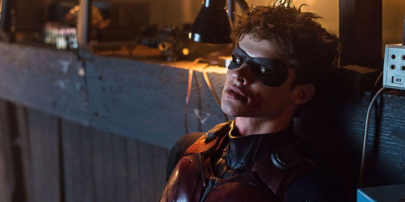 Titans Season 3 Trailer Teases Red Hood and the Joker