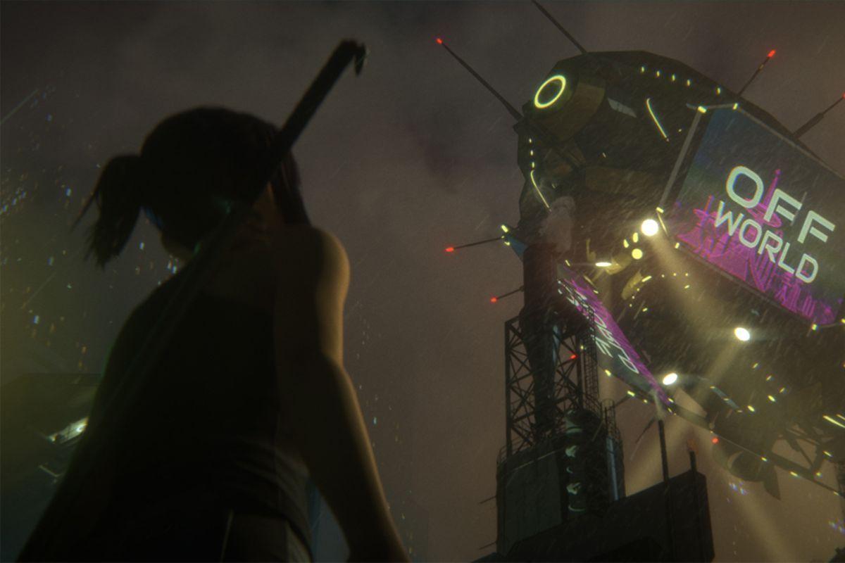 Blade Runner: Black Lotus Anime Trailer Reveals Spin-Off Series