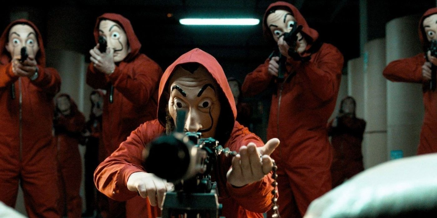Money Heist Season 5 Trailer Shows Thieves Fighting the Army