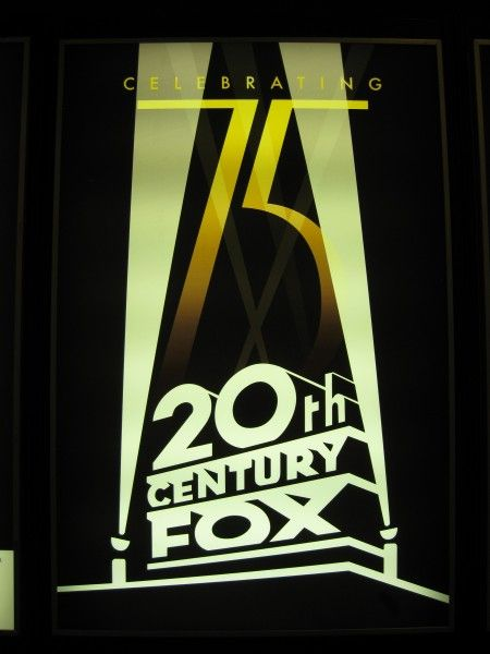 20th Century Fox movie poster 75th anniversary