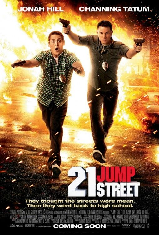 21 Jump Street Movie Poster (#1 of 4) - IMP Awards